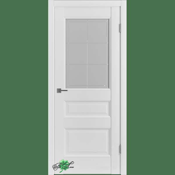 Межкомнатная дверь EMALEX 3-ДО