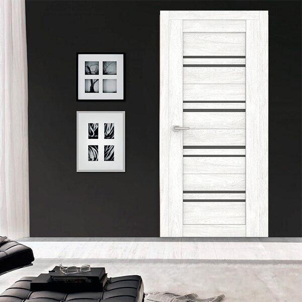 Межкомнатная дверь DS Snow Soft 306