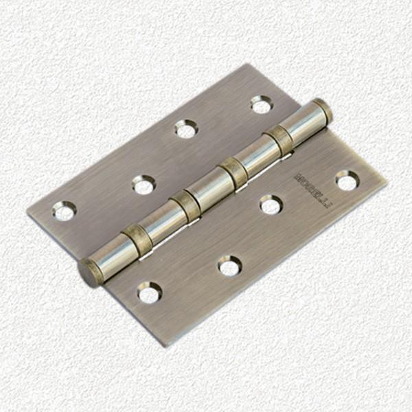 Петля MORELLI стальная MS-100X70X2.5-4BB-AB