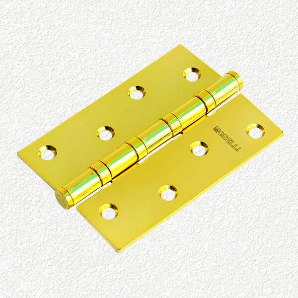 Петля MORELLI стальная MS-100X70X2.5-4BB-PG