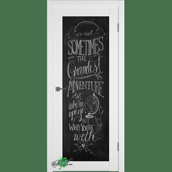 Межкомнатная дверь EMALEX-32 Slate