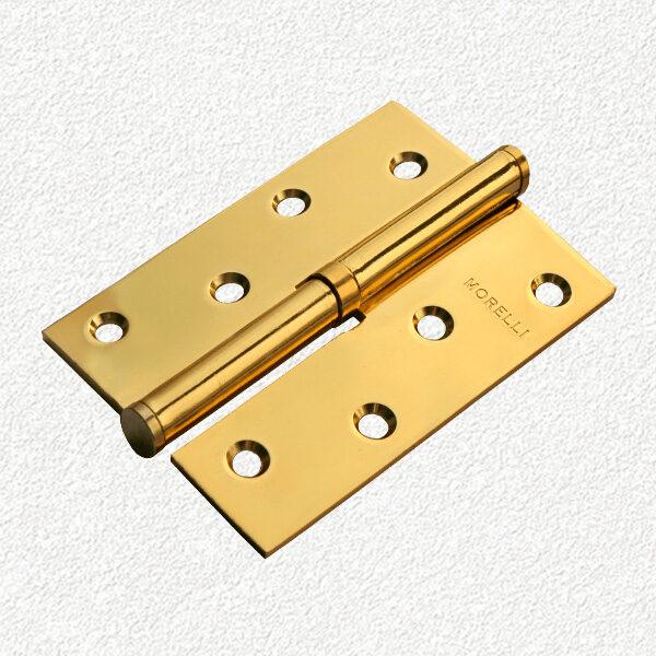 Петля MORELLI стальная разъёмная-MSD-100X70X2.5-PG