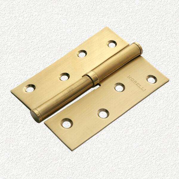 Петля MORELLI стальная разъёмная MSD 100X70X2.5 SG