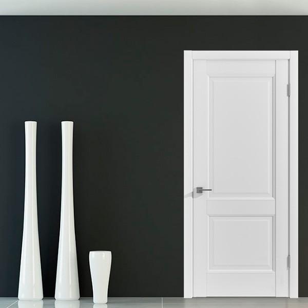 Межкомнатная дверь EMALEX 2 ДГ