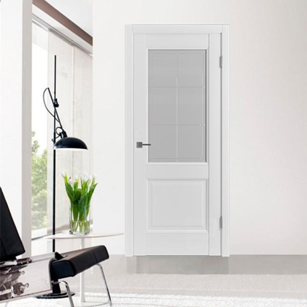 Межкомнатная дверь EMALEX 2 ДО
